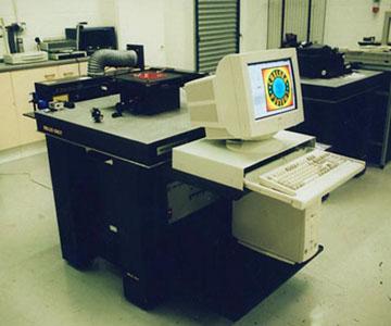 "<i>Lightgate 3000</i> ""<i>3Digital</i><sup >TM</sup>"" machine"