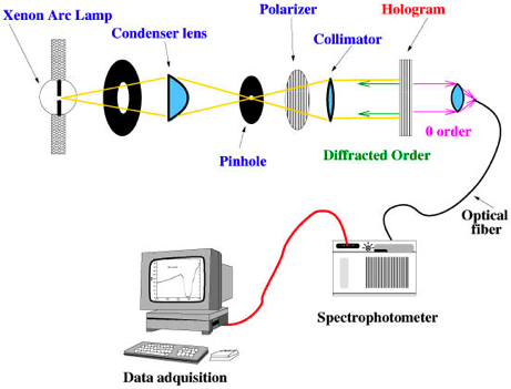 Figure 3: Analysis setup.